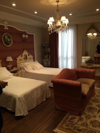 Gran Hotel La Perla: Special room where Hemmingway stayed during San Fermin Festival