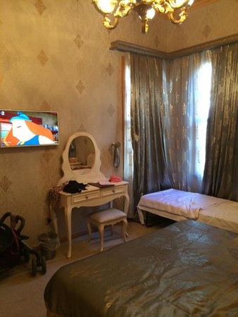 Ada Palas Buyukada Boutique Hotel: Alles sehr sauber und geflegt