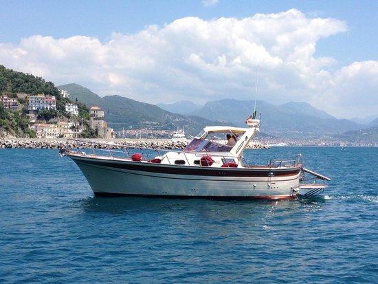Blu Mediterraneo sas Noleggio Barche , Itinerari Turistici