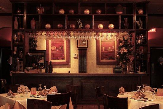 Caffe Portofino: Bar