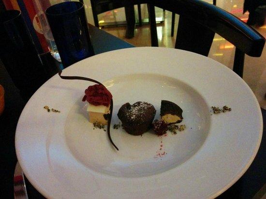 Prego: Dessert Platter