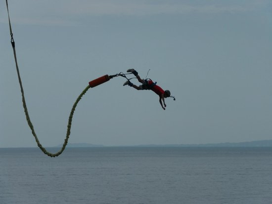 Bungee Beat: One giant leap....