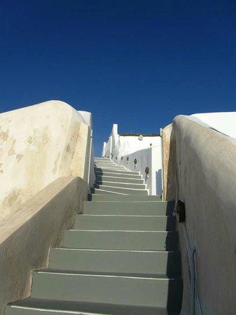 Remezzo Villas : Treppensteigen muss man