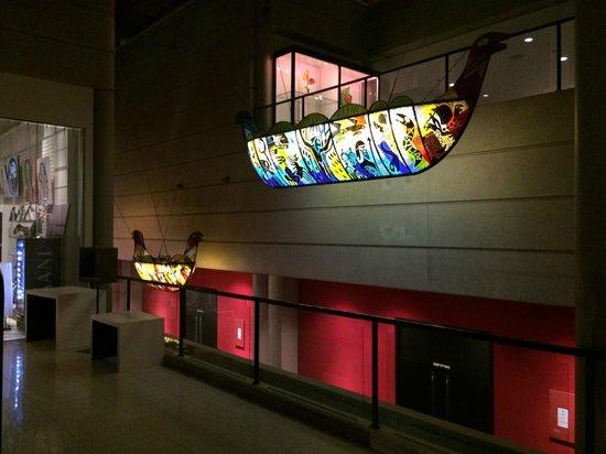 Hotel Murano: Hotel Lobby