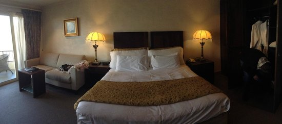 Nugget Point Queenstown Hotel : Bedtime