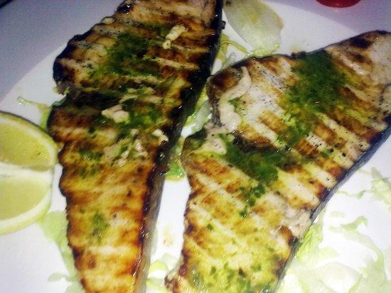 Ristorante Pizzeria Calabria da Tonino: Pesce spada