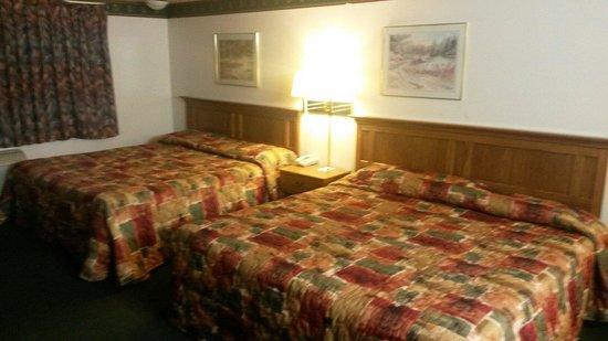 Rodeway Inn dba Wildwood Inn: Letti