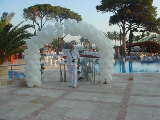 Cornelia De Luxe Resort: celebration in Cornelia