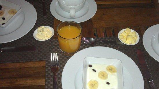 Riad Dar Beldia : Frühstück