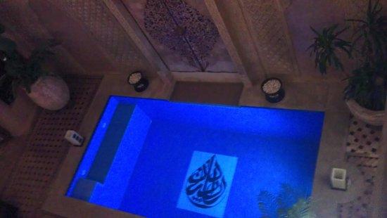 Riad Dar Beldia : Nachts...