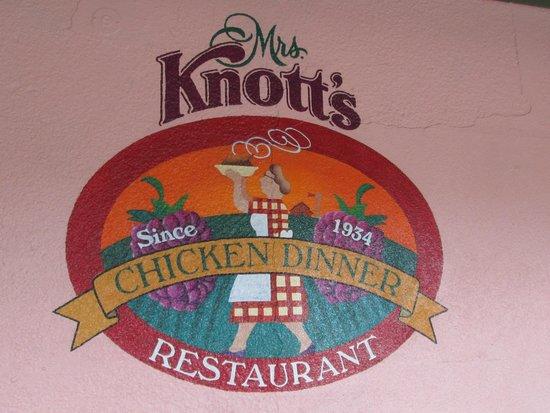 Knott's Berry Farm : 1a