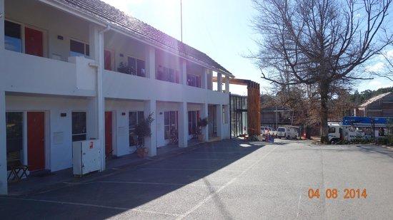Tower Motel: Hotel