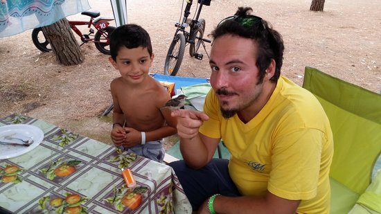 Camping Santa Maria di Leuca: Il capo animatore LEO