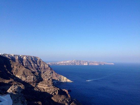 Lilium Villas Santorini: View