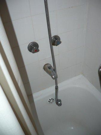 Sprcha - kohoutky