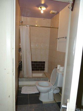 37 Collingham Place London : douche
