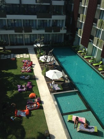 Four Points by Sheraton Bali, Seminyak: View from the room