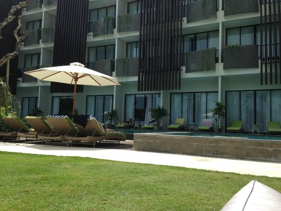 Four Points by Sheraton Bali, Seminyak: From the floor