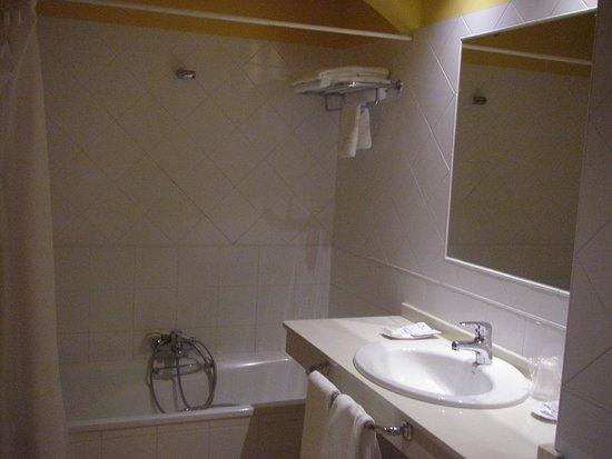 La Portela De Valcarce, Spanien: the bathroom