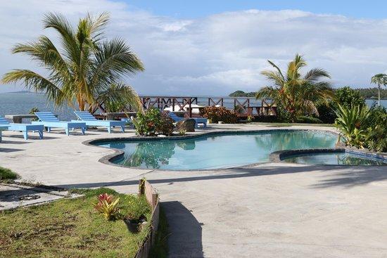 The Savaiian Hotel: Pool/deck