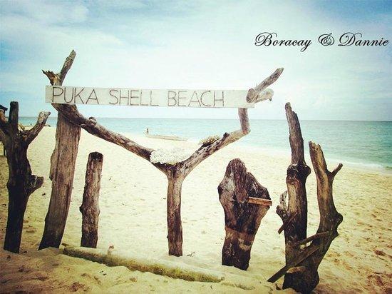 Yapak Beach (Puka Shell Beach): puka shell