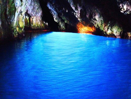 Hotel Il Forno Antico : I colori della grotta di Palinuro ti segneranno per sempre