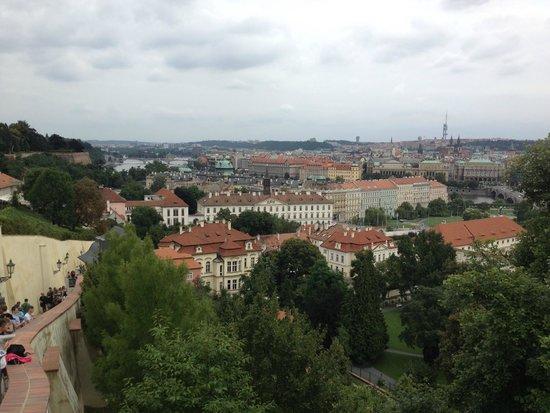 Castle District : great view