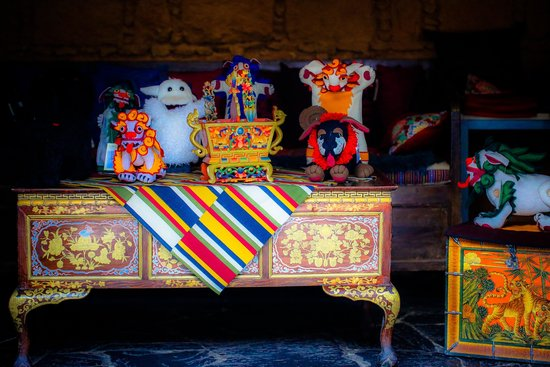 Dropenling Lhasa Villages Handicraft Shop