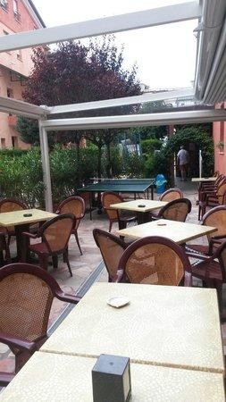 Hotel Piccadilly: Esterno albergo