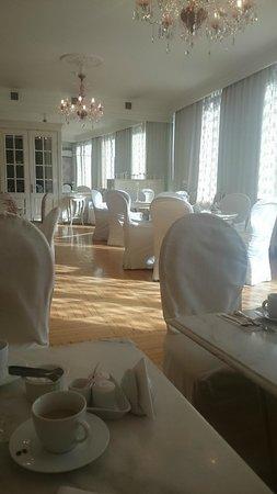 Vere Palace : Breakfast room