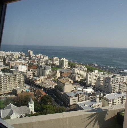 Top of the Ritz: Stunning views over Sea Point