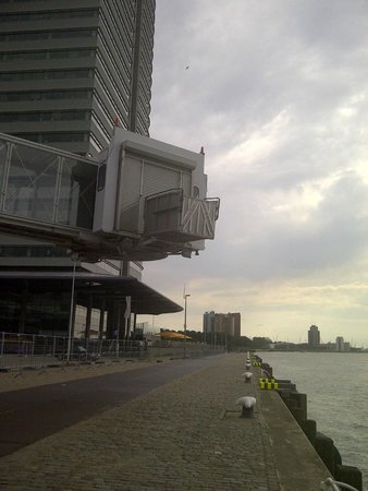Hotel New York: Terminal Holland Amerika Lijn