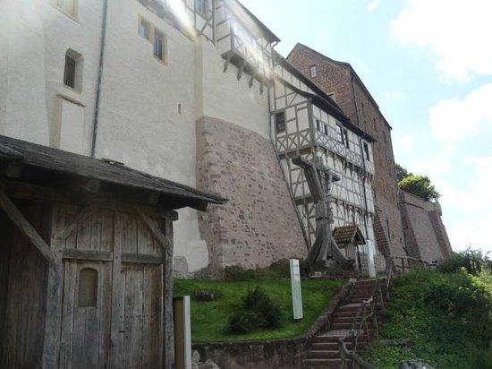 Wartburg Castle: a