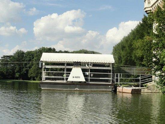 Schlosspark Laxenburg: z