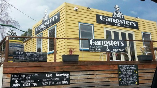 Gangsters Cafe