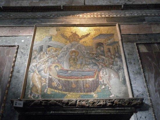 Kariye Museum (The Chora Church): 展示画2