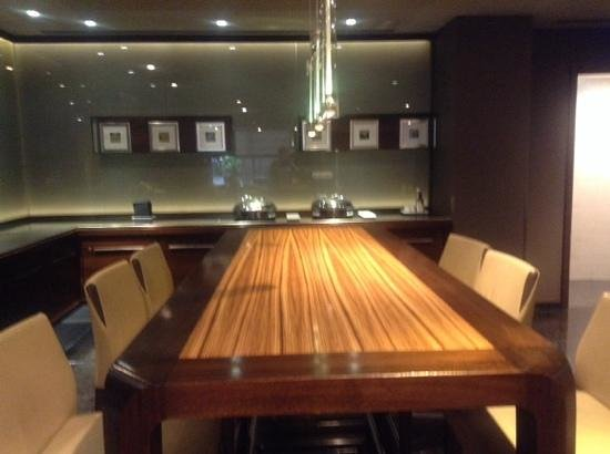 Amsterdam Marriott Hotel : Executive lounge