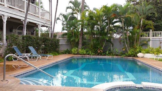 The Plantation Inn : Relaxing pool