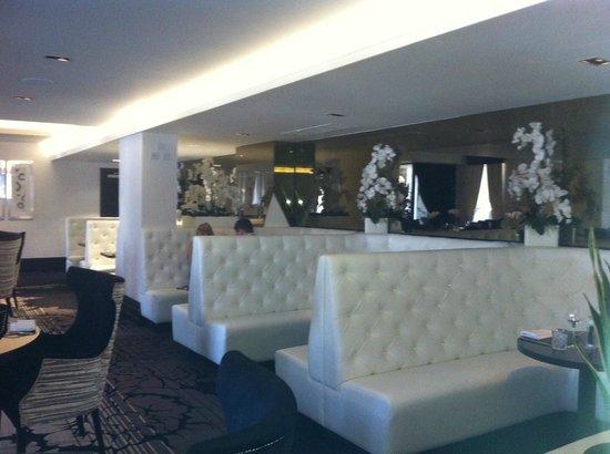 Hotel Colessio : The Grill Room at Colessio