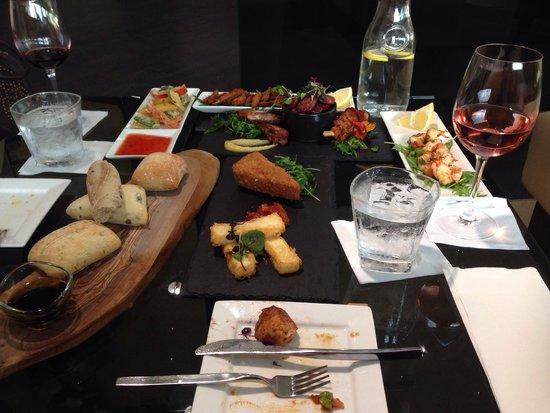 Nuvo Bar & Restaurant: Beautiful