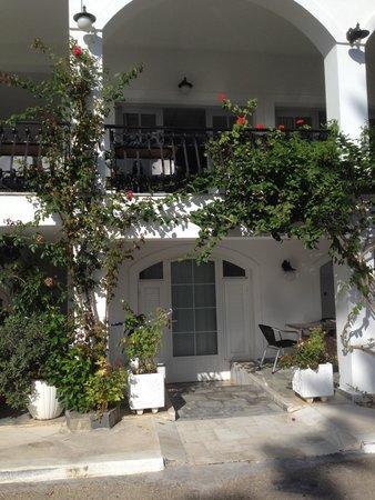Athina Hotel: The apartments