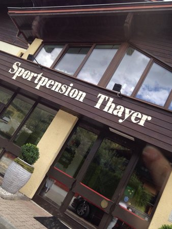 Sportpension Thayer