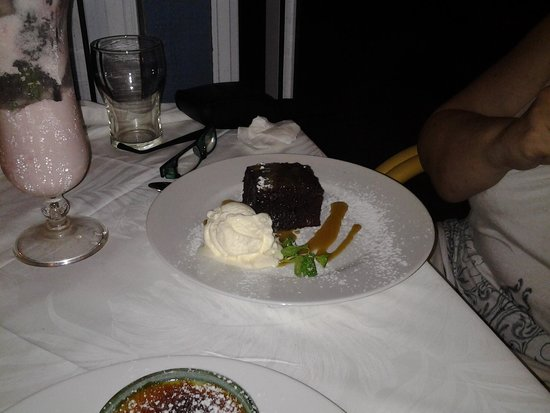 Tamarind House Restaurant: Sticky Lime Pudding