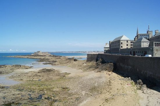 Les Remparts de Saint-Malo : View from the Remparts