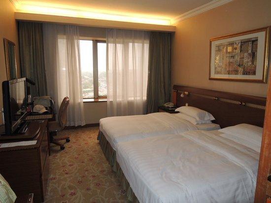 Swissotel Beijing Hong Kong Macau Center : 室内