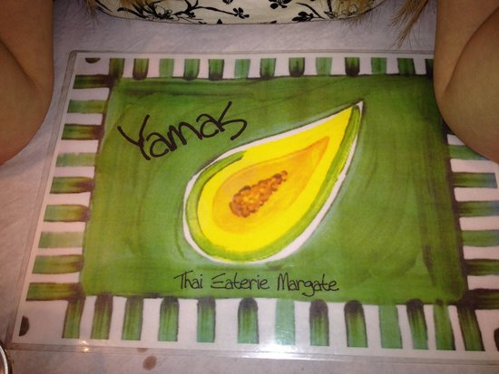 Yama's: Possibly the best Thai food in the UK