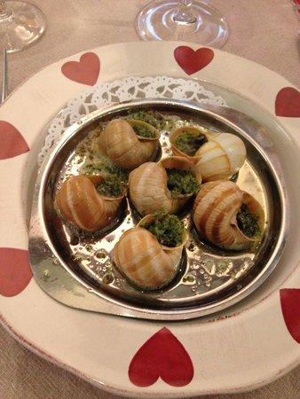 La R'mize : Escargots de Bourgogne