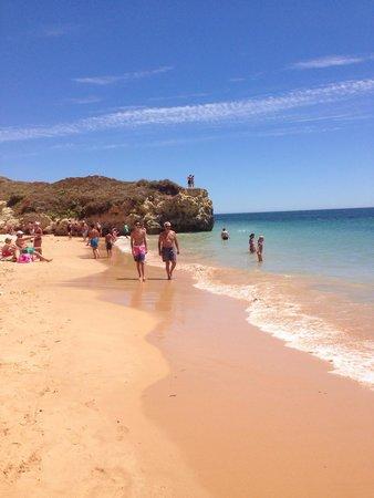 Grande Real Santa Eulalia Resort & Hotel Spa: Playa hotel