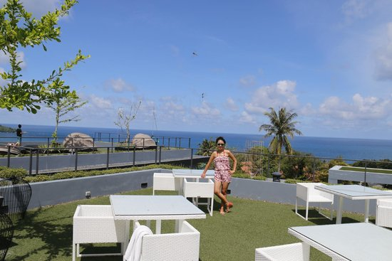 Foto Hotel: Rooftop view