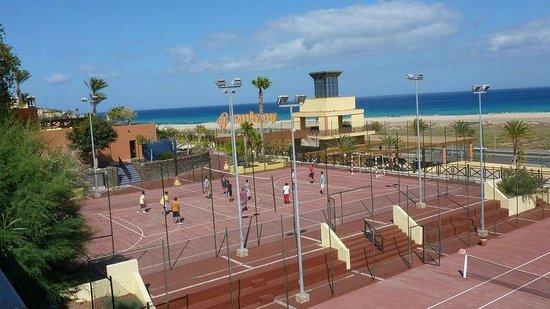 Occidental Jandia Playa: Boisko sportowe